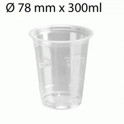 50 Vasos desechables 300 ml
