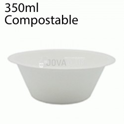 1000 Bowl biodegradables 350ml