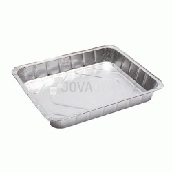 120 Envases rectangulares aluminio 4965ml